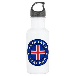 Reykjavik Iceland 532 Ml Water Bottle