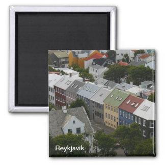 Reykjavik Iceland Magnet