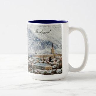 Reykjavik Iceland Mug