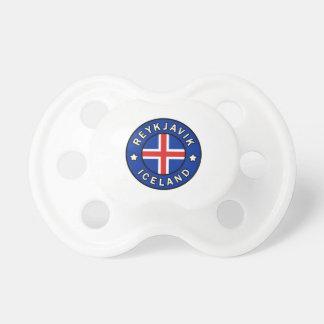 Reykjavik Iceland Pacifier