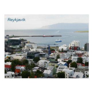 Reykjavik Iceland Postcard