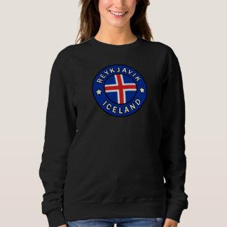 Reykjavik Iceland Sweatshirt