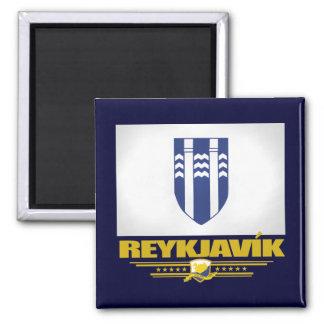 Reykjavik Magnet