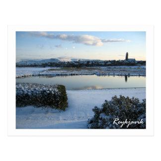 Reykjavík Postcard