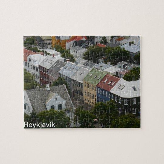 Reykjavik Puzzle