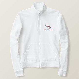 Rfalconcam AA Fleece Zip Jogger Jacket