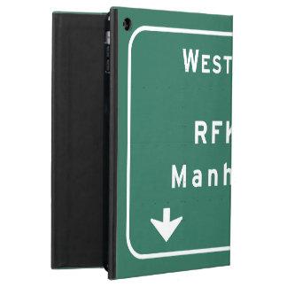 RFK Bridge I-278 Interstate NYC New York City NY Cover For iPad Air