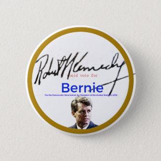 RFK for Bernie Sanders 2 Inch Round Button