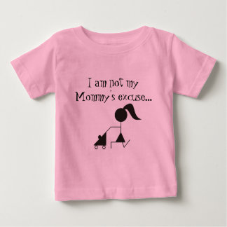 RFM No excuses Baby at-shirt Baby T-Shirt