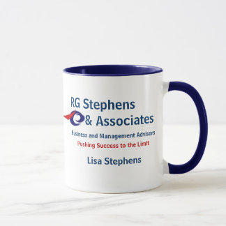 RG Stephens & Associates, Busine... Mug