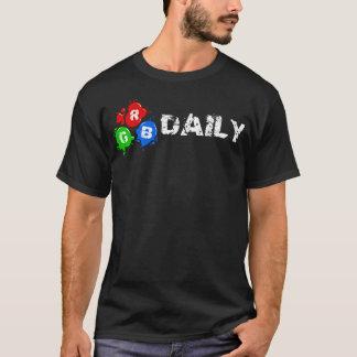 RGB Daily - Light Logo T-Shirt