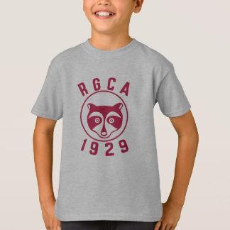 RGCA Boy's Red Logo T-shirt