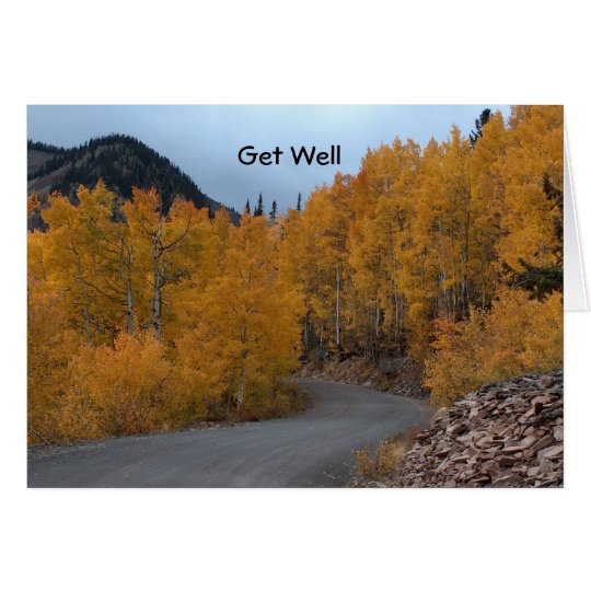 rGet Well Card