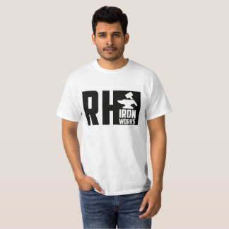 RH IronWorks Logo TShirt
