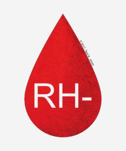 Rh Negative T-Shirts & Shirt Designs | Zazzle ca