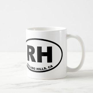 RH Rolling Hills Coffee Mug