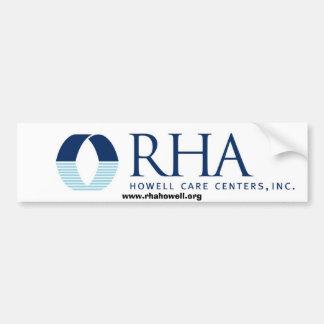 RHA Howell Care Centers Bumper Sticker
