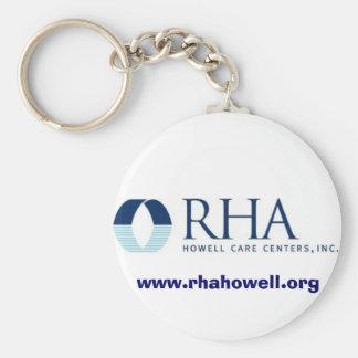 RHA Howell Key Chain