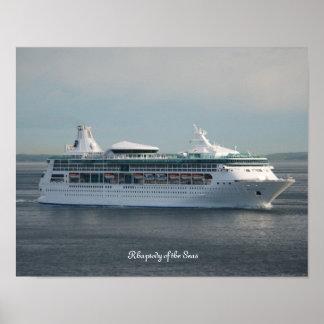 Rhapsody of the Seas Poster
