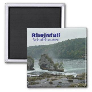 Rheinfall Square Magnet