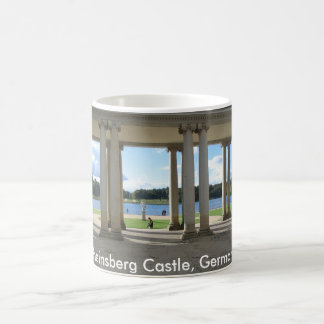 Rheinsberg Castle, Germany Coffee Mug