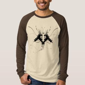 Rhetoric Gunplay Graphic T-shirt