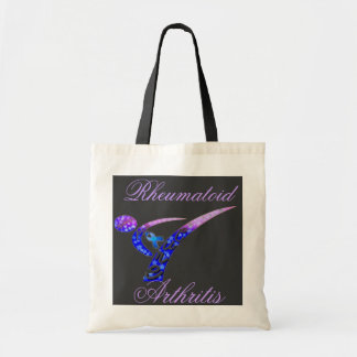 Rheumatoid Arthritis Fighting for Cure Tote Bag