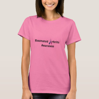 rheumatoid arthrits awareness long sleve tee