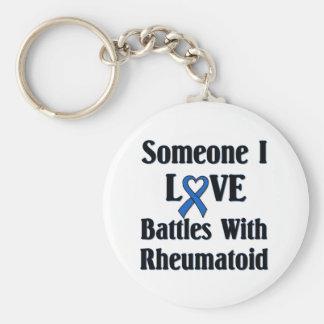 Rheumatoid RA Keychain