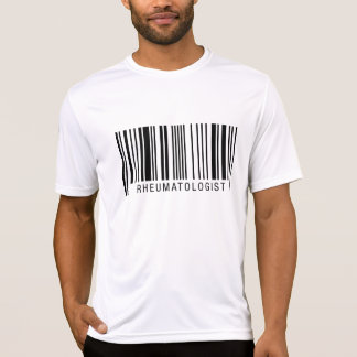 Rheumatologist Barcode T-Shirt