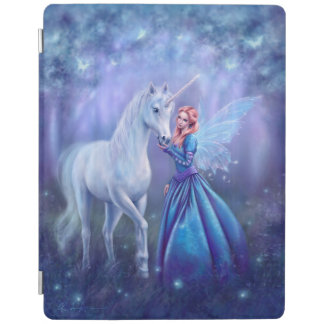 Rhiannon - Unicorn Art iPad 2/3/4 Case iPad Cover