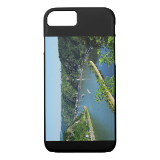 Rhine Valley to the Loreley Case-Mate iPhone Case