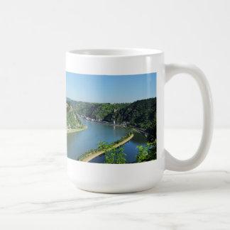 Rhine Valley to the Loreley Coffee Mug