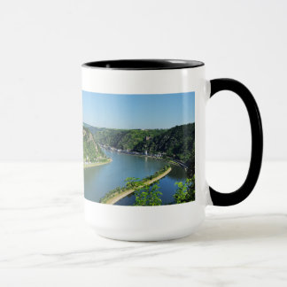 Rhine Valley to the Loreley Mug