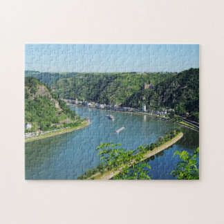 Rhine Valley to the Loreley Puzzles