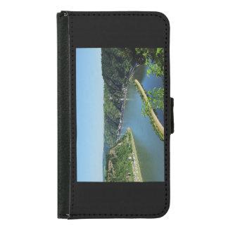 Rhine Valley to the Loreley Samsung Galaxy S5 Wallet Case