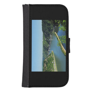 Rhine Valley to the Loreley Samsung S4 Wallet Case