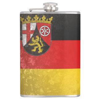Rhineland-Palatinate Hip Flask