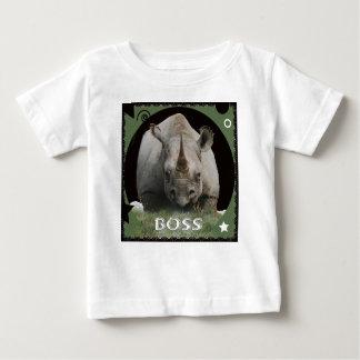 Rhino Boss Baby T-Shirt