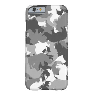 Rhino camouflage barely there iPhone 6 case