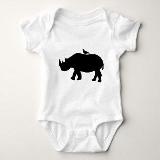 Rhino Cap Baby Bodysuit