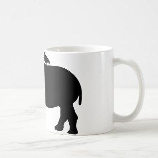Rhino Cap Coffee Mug