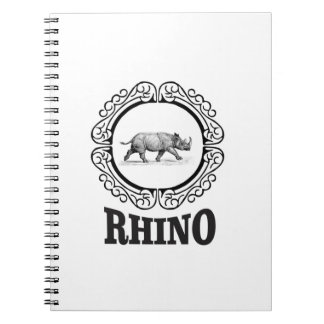 rhino club notebooks