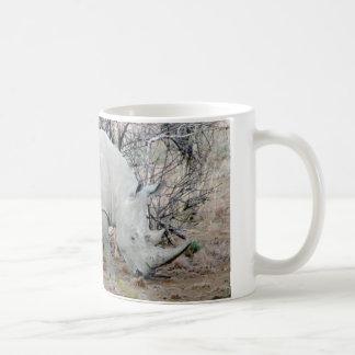 Rhino from South Africa Coffee Mug