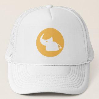 Rhino Logo Trucker Hat