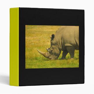 Rhino Photo Design Binder