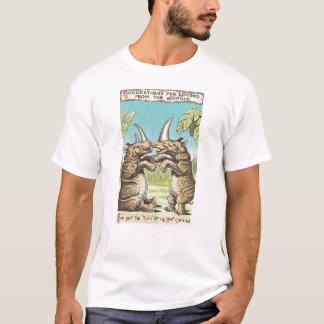 Rhino Proposal of Marriage T-Shirt