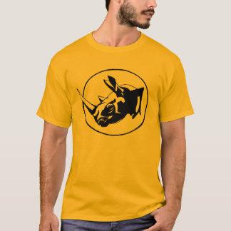 Rhino silhouette design T-Shirt