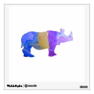 Rhino Wall Decal