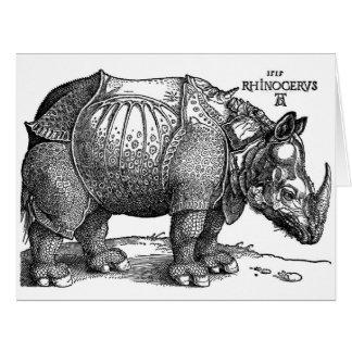 Rhinoceros 1515 card